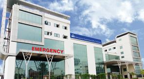 Narayana Superspeciality Hospital, Gurugram