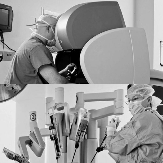 Robotic Surgery Hospital in India